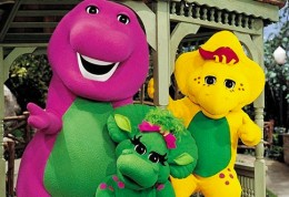 Barney a priatelia - rozpravka