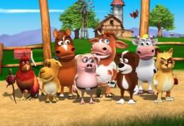 Zvieratka z farmy - rozpravka