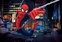Rozpravka Spiderman bez hranic