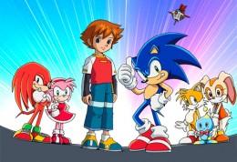 Sonic X - rozpravka