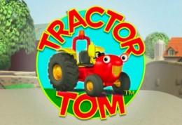 Traktor Tom - rozpravka