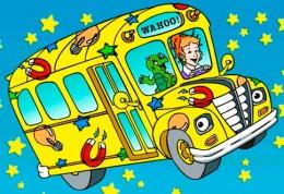 Carovny skolsky autobus