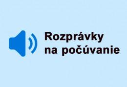 Audio rozprávky na počúvanie