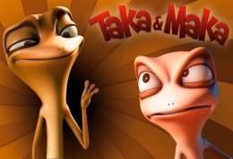Taka a Maka - rozpravka