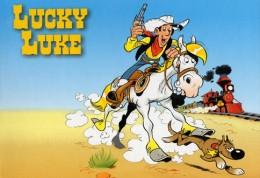Lucky Luke - rozpravka