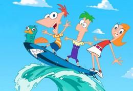 Phineas a Ferb - rozpravka