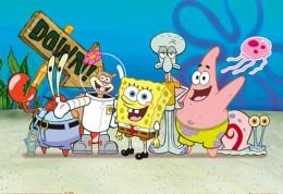 Spongebob - rozpravka