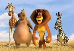Madagaskar - rozpravka