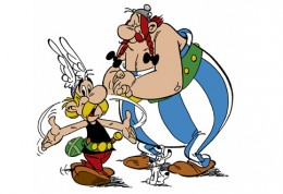 Asterix a Obelix - rozpravka