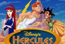 Herkules - rozpravka