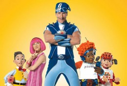Lazy Town - serial
