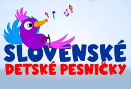 Slovenske detske pesnicky