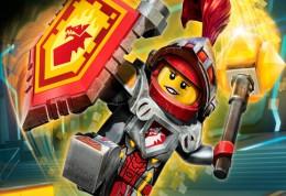 Lego Nexo Knights - rozpravka