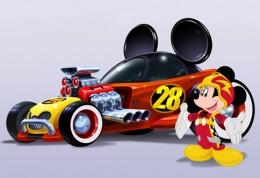 Mickey a pretekari - rozpravka