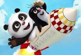 Krtko a Panda - rozpravka