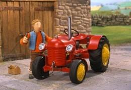 Rozprávka Červený traktor