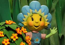 Fifi z Kvetikova - rozpravka