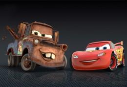 Auta - Materove pribehy - rozpravka