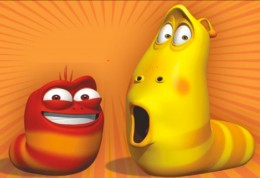 Rozprávka Larva