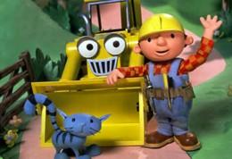 Bob stavitel - rozpravka