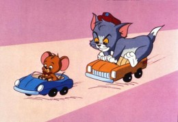 Tom a Jerry Kids - rozpravka