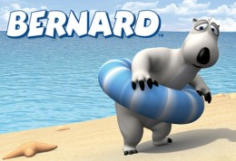 Medved Bernard - rozpravka