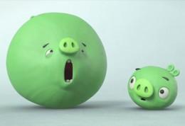 Angry Birds - pribehy prasiat - rozpravka