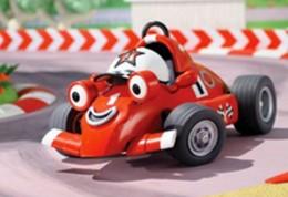 Roary - pretekarske auto (rozpravka)