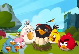 Angry Birds - rozpravka