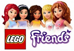 Lego Friends - rozpravka