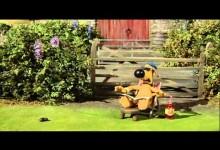 Ovecka Shaun: Upratovanie