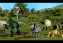 Ovecka Shaun: Roboticky pes