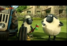 Ovecka Shaun: Neposlusny traktor