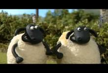 Ovecka Shaun: Bud so mnou