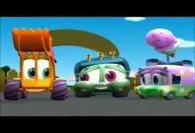 Finley - Hasicske auto: Hrdina Scooty