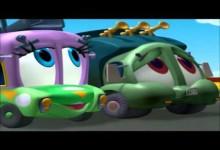 Finley - Hasicske auto: Upratovanie