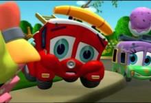 Finley - Hasicske auto: Dexove narodeniny