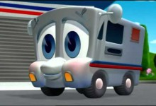 Finley - Hasicske auto: Gorby ma ckavku
