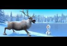 Snehuliak a sob (Ladove kralovstvo)
