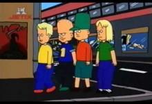 Traja kamarati a Jerry: Staroba