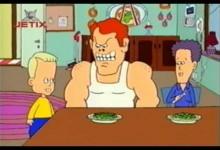 Traja kamarati a Jerry: Stastny den