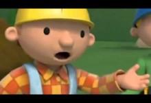 Stavitel Bob: Rudla a cajka