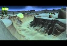 Oskarova oaza: Prechadzka na mesiaci