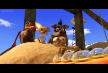 Oskarova oaza: Otravny zvuk