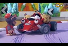 Roary, pretekarske auto: Kurier