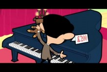 Mr. Bean: Klavir