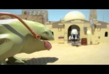 Lego Star Wars: Pustna planeta