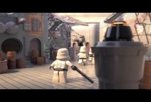 Lego Star Wars: Rebelovia utocia 1
