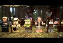 Lego Star Wars: Dedina Ewokov