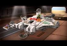 Lego Star Wars: Vesmirna lod Ghost